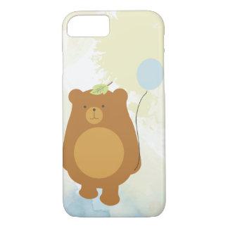 Funda Para iPhone 8/7 Caja del teléfono del oso