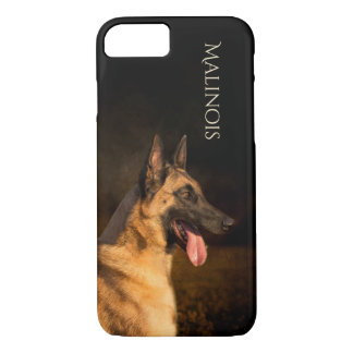 Funda Para iPhone 8/7 Caja del teléfono del perro de Malinois