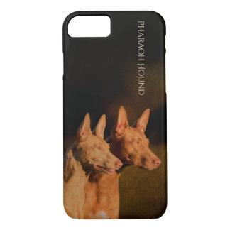 Funda Para iPhone 8/7 Caja del teléfono del perro del Pharaoh