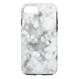 Funda Para iPhone 8/7 Caja dura del teléfono del iPhone 7 grises blancos