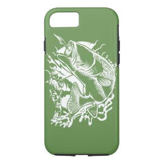 Funda Para iPhone 8/7 Caja dura del teléfono del pescador
