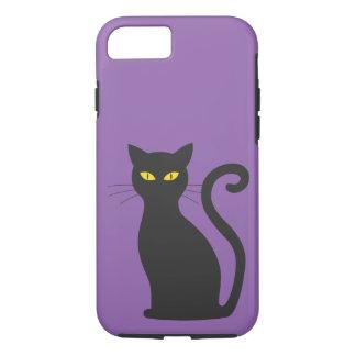 Funda Para iPhone 8/7 Caja dura linda púrpura del iPhone 7 del caso del