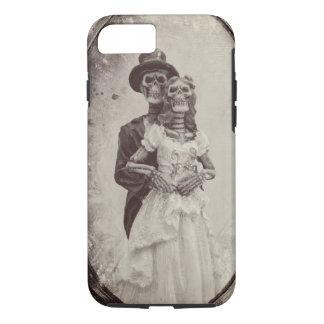 Funda Para iPhone 8/7 Caja esquelética del teléfono de Halloween de