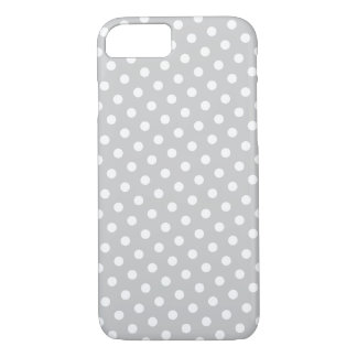 Funda Para iPhone 8/7 Caja gris y blanca del iPhone 6 del modelo de