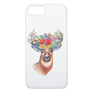 Funda Para iPhone 8/7 Caja majestuosa del teléfono del macho del tema