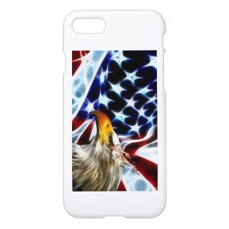 Funda Para iPhone 8/7 Caja patriótica del teléfono 7 de I