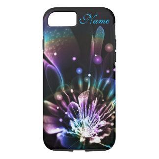 Funda Para iPhone 8/7 Caja personalizada del iPhone 7 de la flor del