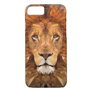 Funda Para iPhone 8/7 Caja polivinílica baja del teléfono del león
