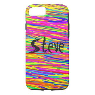 Funda Para iPhone 8/7 Caja única y colorida del teléfono