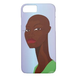 Funda Para iPhone 8/7 Caja verdadera del teléfono de la belleza
