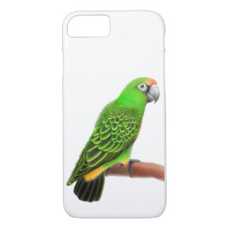 Funda Para iPhone 8/7 Caja verde amistosa del iPhone 7 del loro de