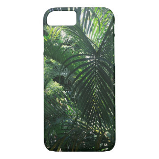Funda Para iPhone 8/7 Caja verde del iPhone 7 de la palmera