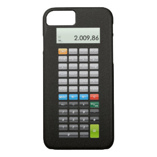 Funda Para iPhone 8/7 Calculadora de bolsillo App
