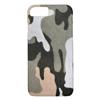 Funda Para iPhone 8/7 Camuflaje, militar