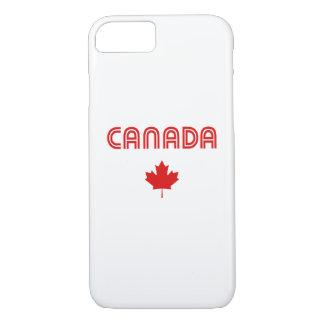 Funda Para iPhone 8/7 Canadá retro