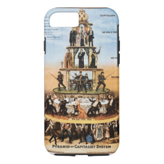 Funda Para iPhone 8/7 Capitalista anti