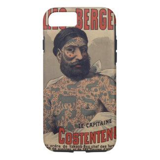 Funda Para iPhone 8/7 Capitán Costentenus Poster de Folies-Bergère
