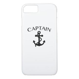 Funda Para iPhone 8/7 Capitán de cruzar del canotaje de la navegación