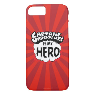 Funda Para iPhone 8/7 Capitán Underpants el | mi héroe