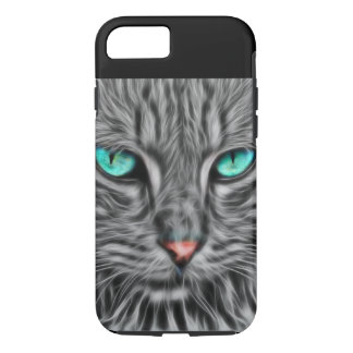 Funda Para iPhone 8/7 Cara del gato del diseñador del iPhone 7 de Apple