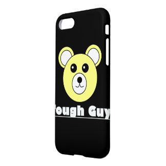 Funda Para iPhone 8/7 Cara linda IPhone del oso del chico duro 8/7