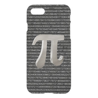Funda Para iPhone 8/7 Carácter lindo del metal pi