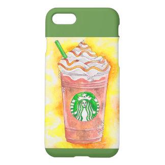 Funda Para iPhone 8/7 Caramelo Frappuccino