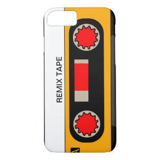 Funda Para iPhone 8/7 Casete de los años 80 del vintage