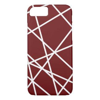 Funda Para iPhone 8/7 Caso ABST BLANCO del iPhone 7 de Barely There de