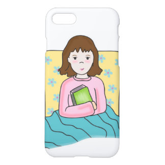 Funda Para iPhone 8/7 Caso acogedor del iPhone del lector