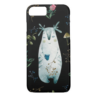 Funda Para iPhone 8/7 Caso animal lindo de Iphone