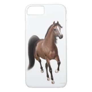 Funda Para iPhone 8/7 Caso árabe del iPhone 7 del caballo de la bahía el