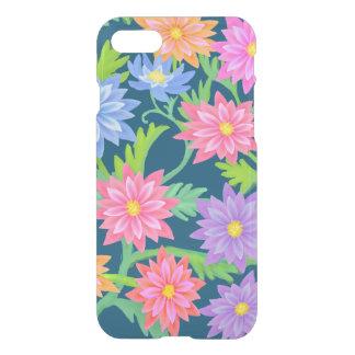 Funda Para iPhone 8/7 Caso claro del iPhone 7 florales barrocos del