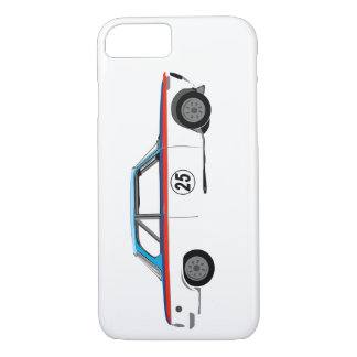 Funda Para iPhone 8/7 Caso clásico 2002 del iPhone 7 de BMW