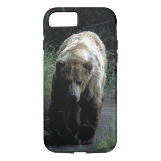 """Funda Para iPhone 8/7 Caso - compañero duro para el iPhone 7"""" oso"""