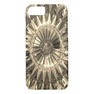 Funda Para iPhone 8/7 Caso de cristal moldeado de Barely There del