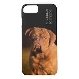 Funda Para iPhone 8/7 Caso de Dogue de Bordeaux Phone