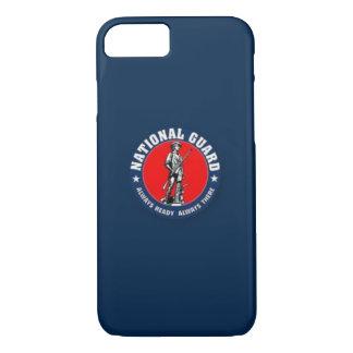 Funda Para iPhone 8/7 Caso de IPhone 6 del emblema del Guardia Nacional