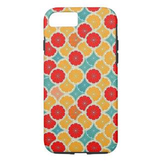 Funda Para iPhone 8/7 Caso de Iphone 7 de la fruta del vintage