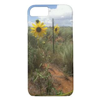 Funda Para iPhone 8/7 Caso de Iphone de la flor del desierto