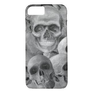 Funda Para iPhone 8/7 Caso de Iphone del cráneo