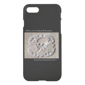 Funda Para iPhone 8/7 caso de iPhone/iPad, catedral de Barcelona