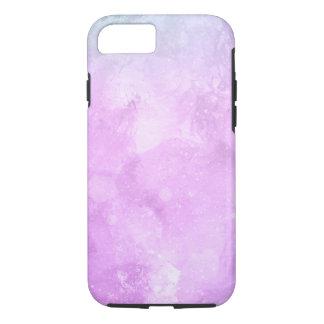 Funda Para iPhone 8/7 Caso de la textura del rosa de la salpicadura