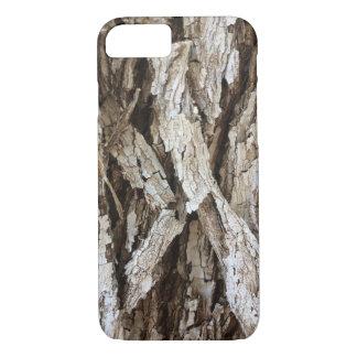 Funda Para iPhone 8/7 Caso de madera del iPhone 7 de Camo de la corteza