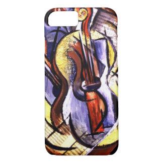Funda Para iPhone 8/7 Caso del iPhone 6 del instrumento musical