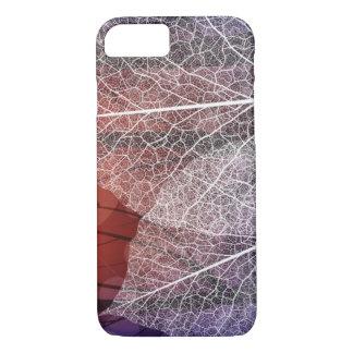 Funda Para iPhone 8/7 caso del iPhone 7 con diseño de la forma de hoja