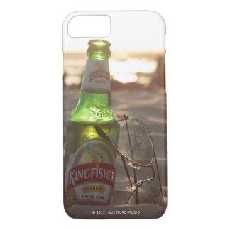 Funda Para iPhone 8/7 Caso del iphone 7 de la cerveza y de la playa