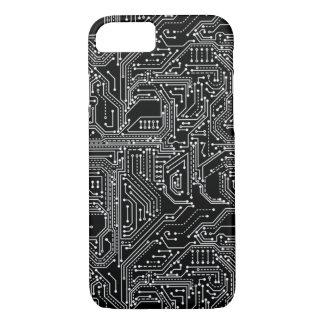 Funda Para iPhone 8/7 Caso del iPhone 7 de la placa de circuito del