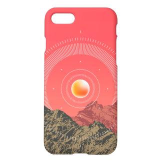 Funda Para iPhone 8/7 Caso del iPhone 7 de la SALIDA DEL SOL