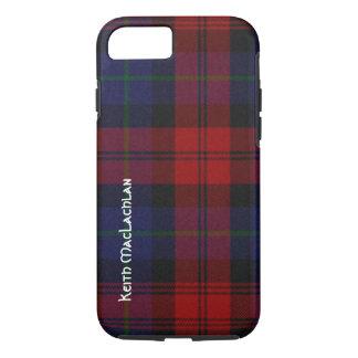 Funda Para iPhone 8/7 Caso del iPhone 7 de la tela escocesa de tartán
